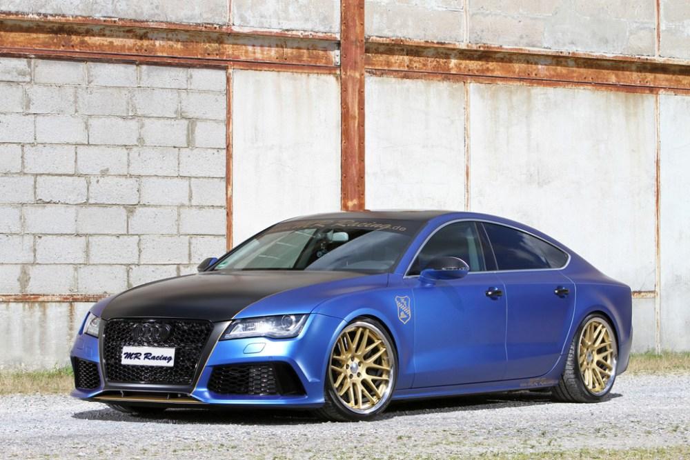 MR Racing Audi A7 3.0 TDI