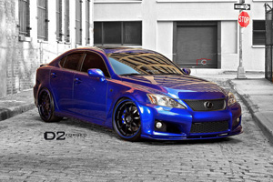 IS F D2Forged FMS05