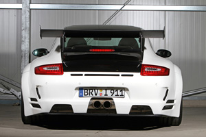 Ingo Noak Tuning 997 Widebody