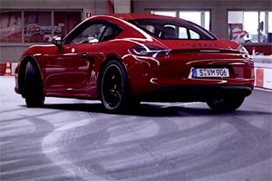 Porsche Cayman GTS Go Kart