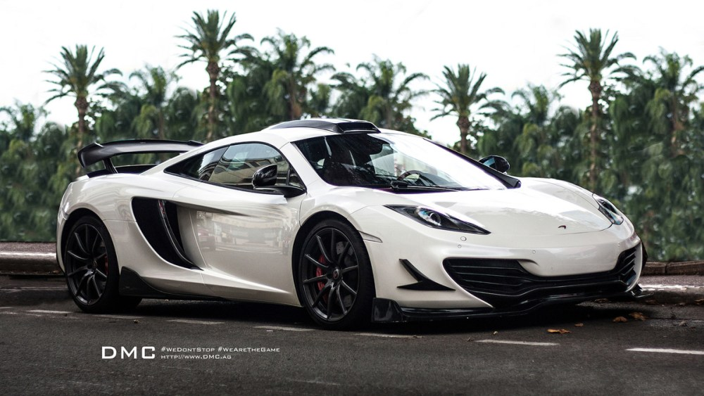 DMC McLaren MP4-12C Velocita Wind Edition
