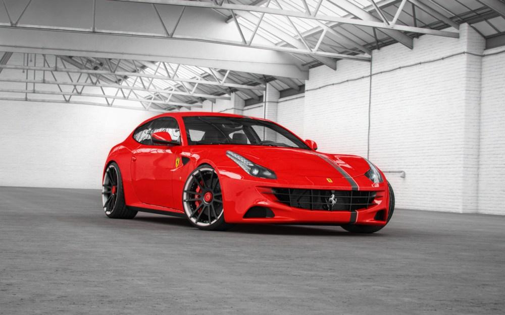 WheelsandMore Ferrari FF La  Famiglia