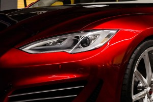 Saleen FOURSIXTEEN Tesla Model S