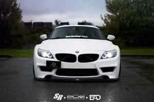 BMW Z4 PUR LG02 Forged Wheels