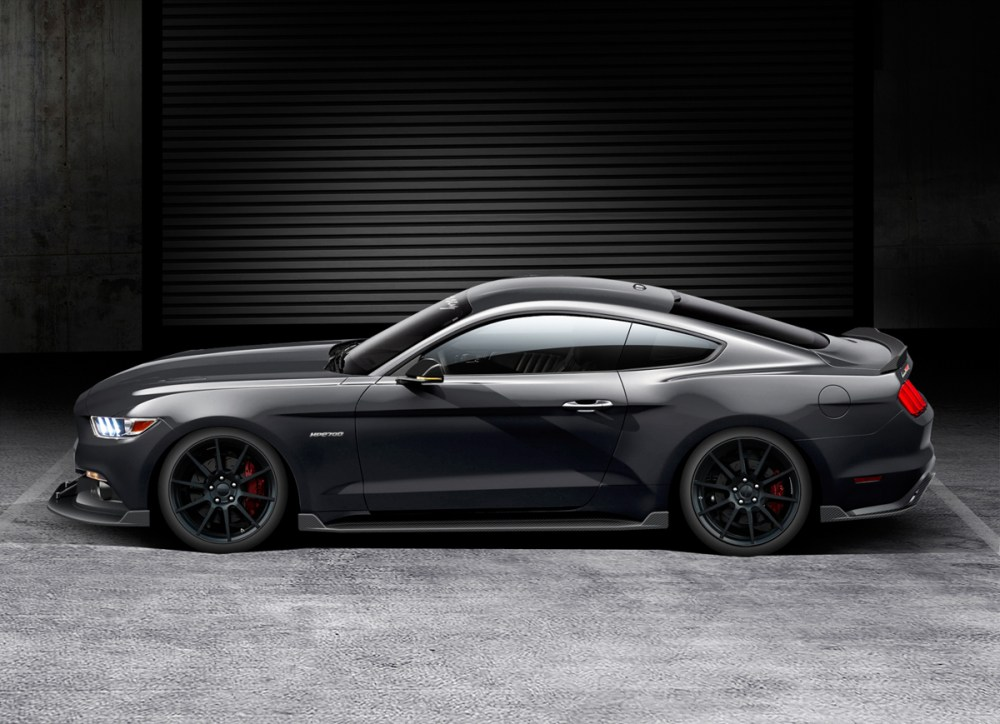 Hennessey Performance 2015 Ford Mustang HPE700