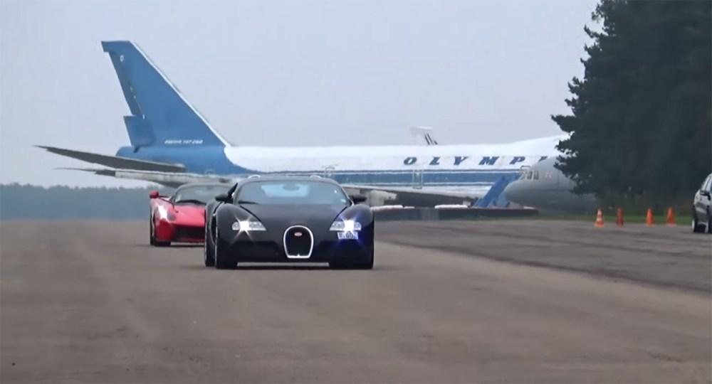 Veyron vs LaFerrari