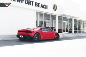 Vorsteiner Lamborghini Huracán VSE-003 Forged Wheels