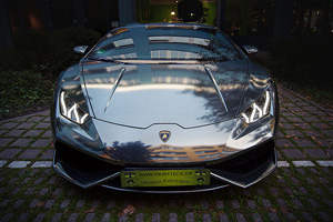 Centurion Black Chrome Huracan