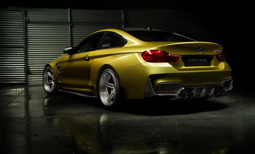 Vorsteiner GTRS4 BMW M4