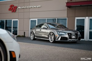 Audi RS 7 PUR RS07 Forged Wheels