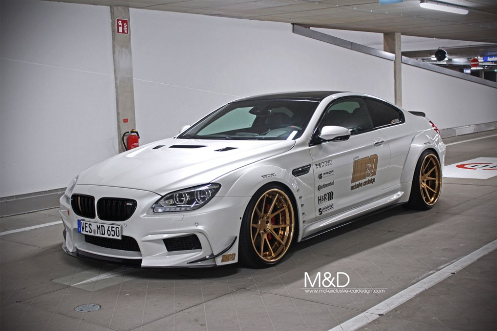 M&D Exclusive Cardesign BMW 650i