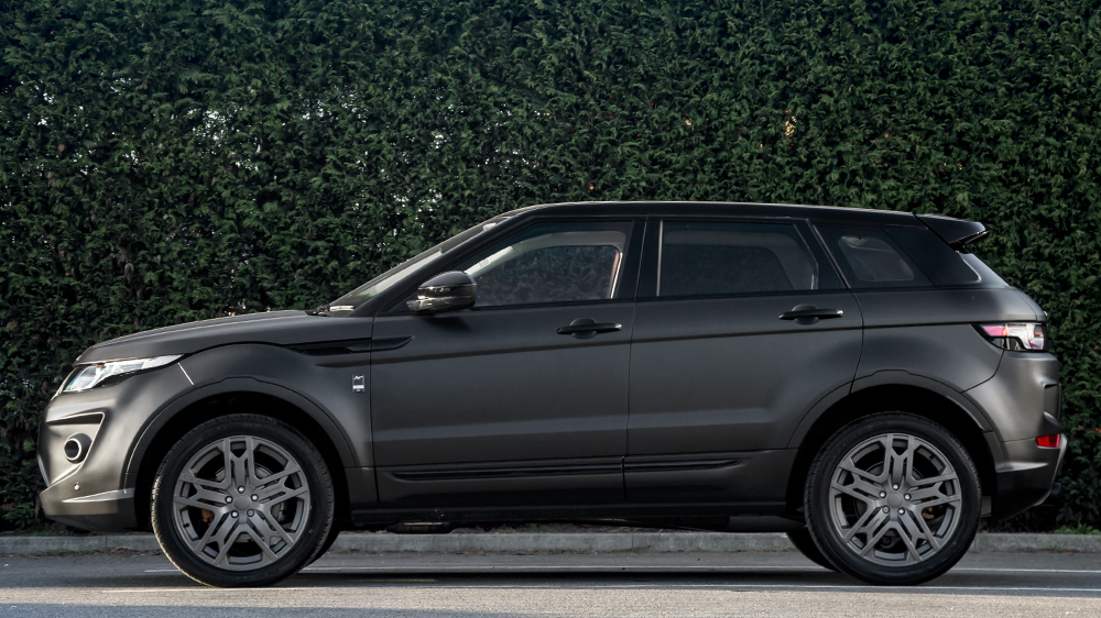 Project Kahn Range Rover Evoque RS Sport