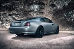 Spofec Rolls Royce Wraith