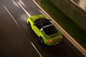TechArt Porsche 911 Targa 4