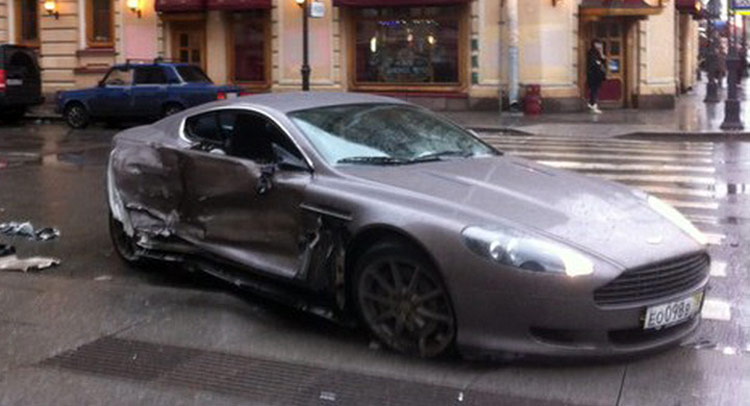 Friday FAIL Underage Aston Martin Driver