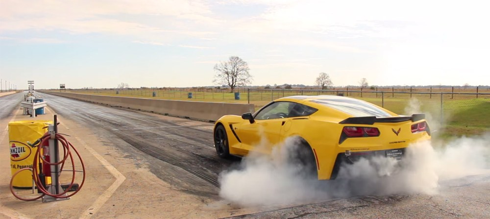 C7 Hennessey Performance Corvette HPE700