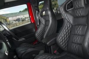 Jeep Wrangler Sahara Chelsea Truck Company CJ400