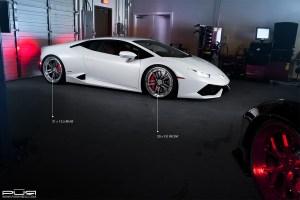 Lamborghini Huracán PUR LX10.V3 Forged Wheels
