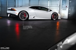 Lamborghini Huracán PUR LX10.V3 Forged Wheels