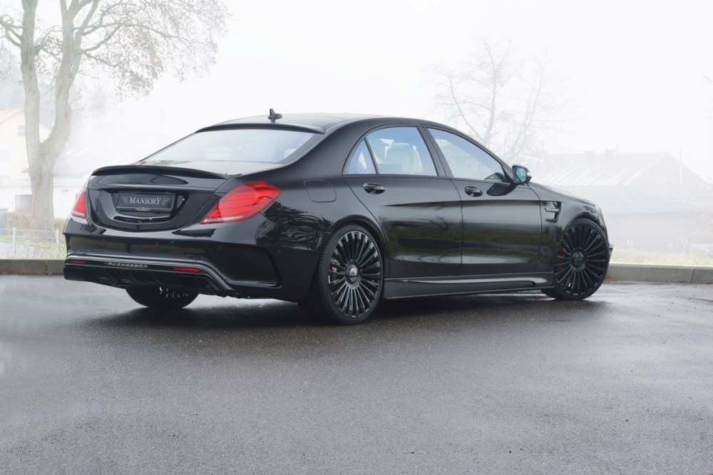 Mansory Mercedes-Benz S 63 AMG