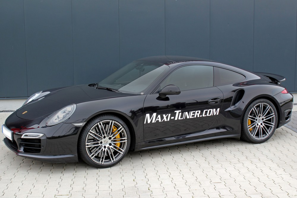 Maxi-Tuner Porsche 911 Turbo