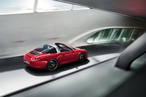 Porsche 911 Targa 4 GTS