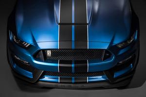 GT350R Mustang