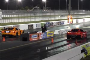 Dodge Viper TA vs Chevrolet Corvette Z06