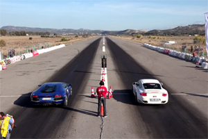 911 turbo vs Aventador
