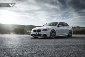 BMW M5 Vorsteiner V-FF 103 Forged Wheels