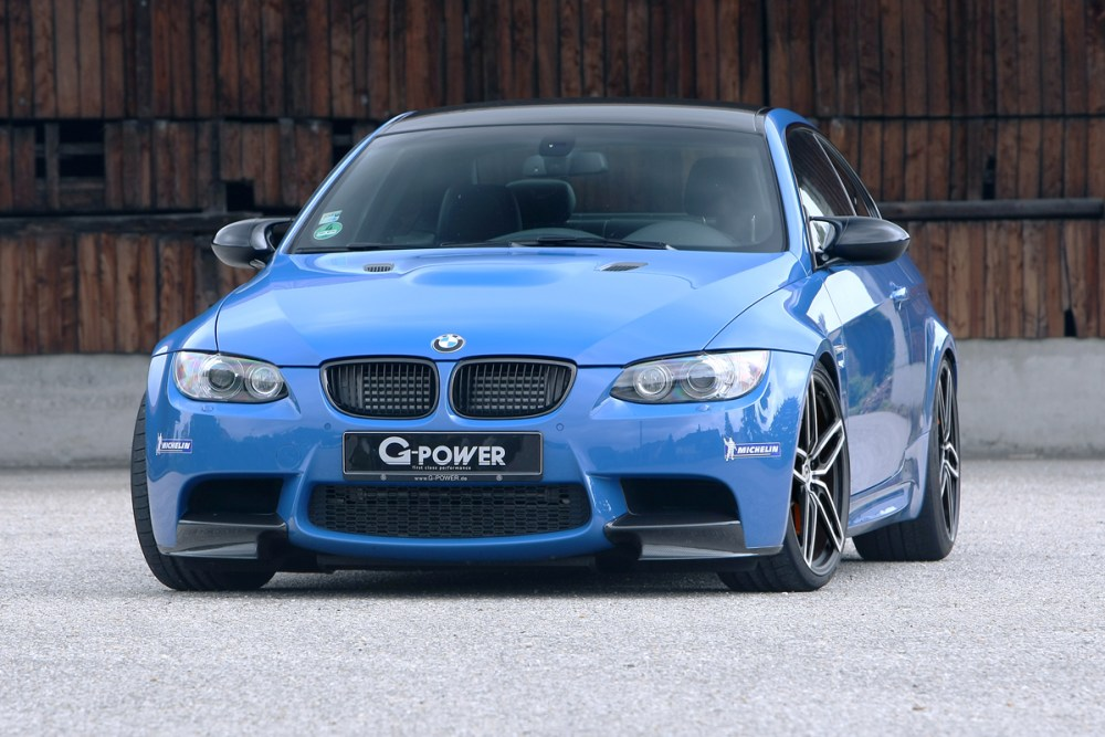 G-Power SK II CS TU Supercharger BMW M3