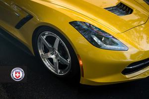 C7 Corvette HRE RS105