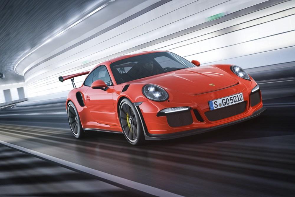 991 Porsche 911 GT3 RS