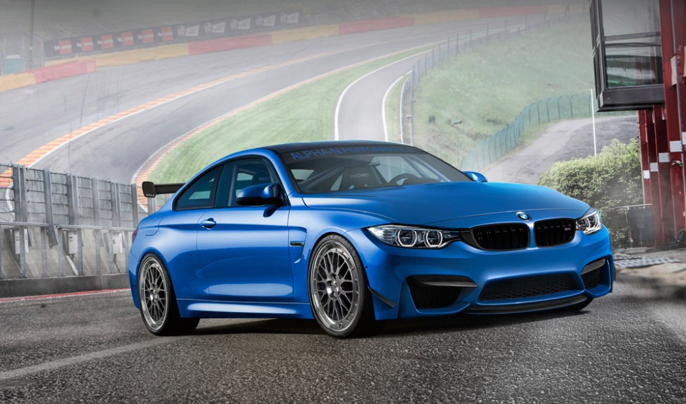 Alpha-N Performance BMW M4