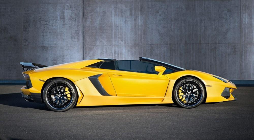 Hamann Motorsport Lamborghini Aventador Roadster Limited