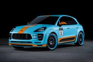 Hamann Motorsport Porsche Macan S Diesel