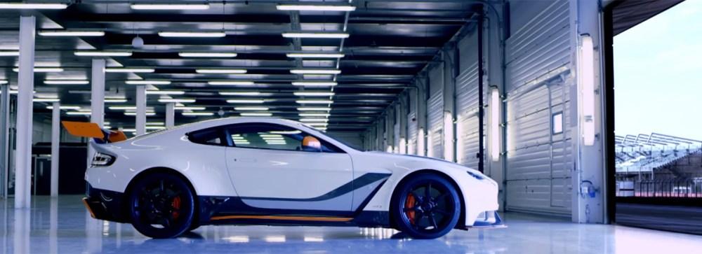 Aston Martin Vantage GT3 Video