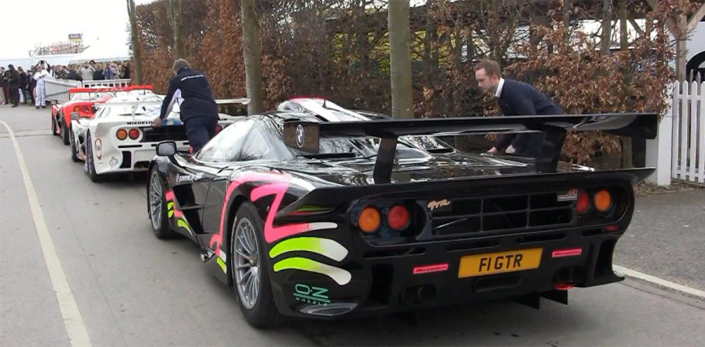 McLaren F1 GTR Goodwood