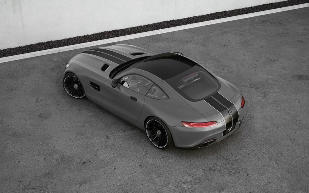 WheelsandMore Mercedes-AMG GT