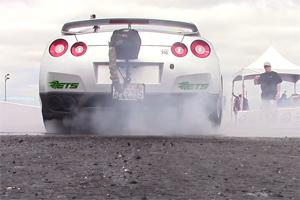 Nissan GT-R Drag Strip