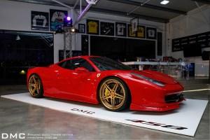DMC Ferrari 458 Elegante by RACE!