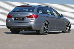 G-Power BMW M550d D-Tronik 5 V1