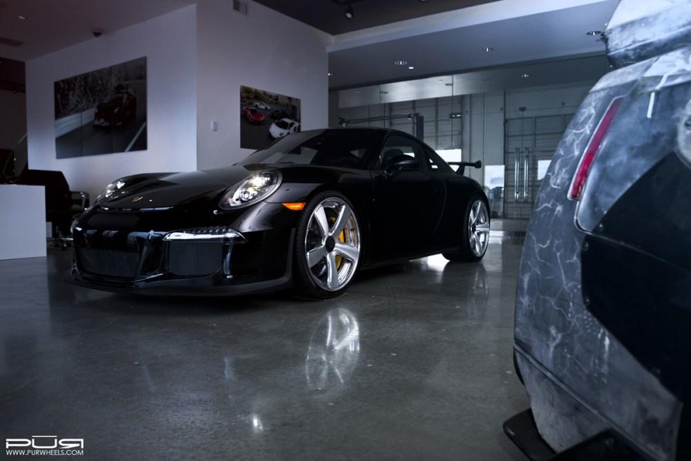Porsche 911 GT3 PUR RS13.M2 Forged Wheels