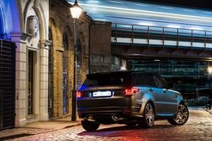 Kahn Range Rover 400-LE Edition London