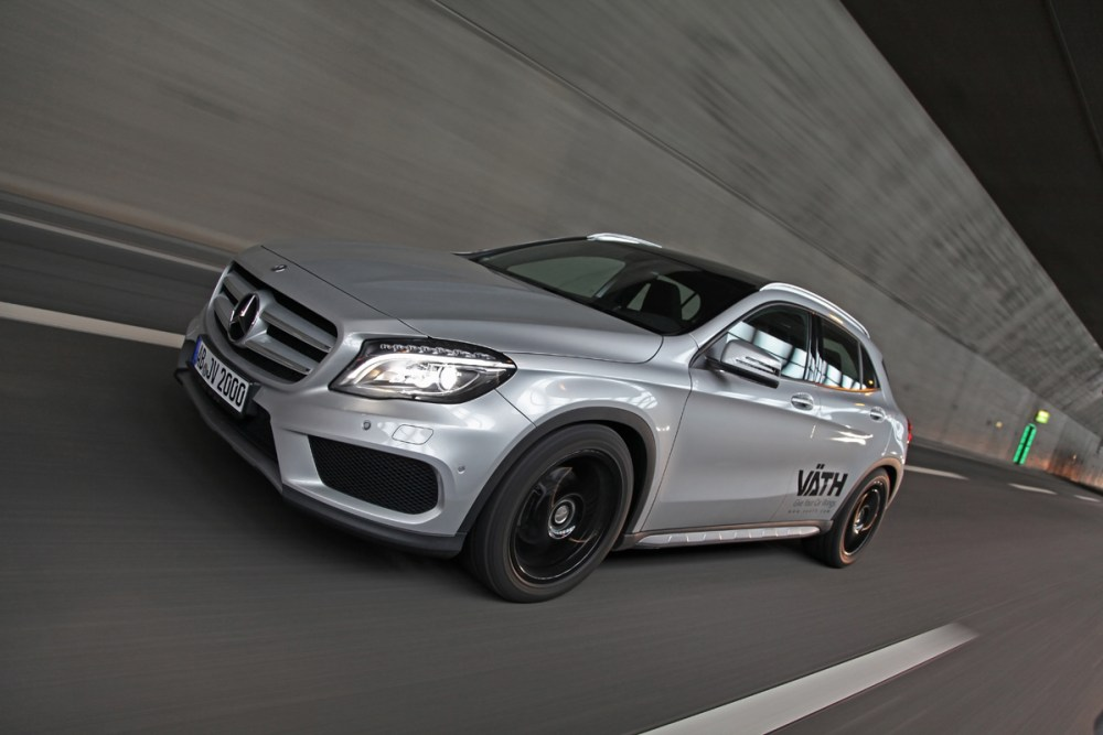 VAETH Mercedes-Benz GLA 200