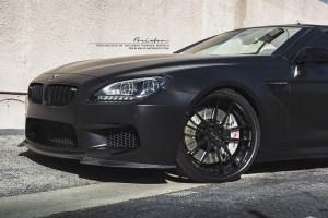 BMW M6 Brixton Forged M53 Wheels