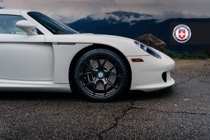 Carrera GT HRE Wheels