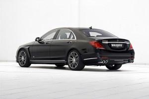 Brabus Mercedes-Benz S500 Plug-In Hybrid
