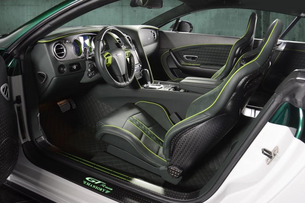 Mansory GT Race Bentley Continental