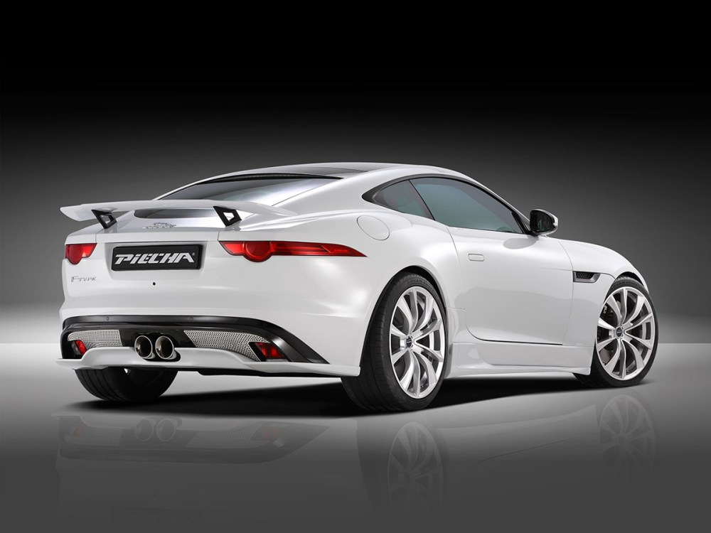 Piecha Design Jaguar F-Type Coupe EVOLUTION
